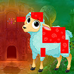 G4k Sheepish Rescue Game