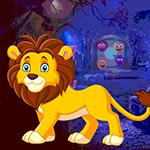 G4k Slack Lion Rescue Game