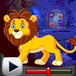 G4k Slack Lion Rescue Game Walkthrough