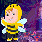 G4k Slothful Bee Rescue G…