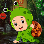 G4k Snail Baby Rescue Game