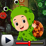G4k Snail Baby Rescue Game Walkthrough