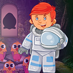 G4K Space Man Rescue Game