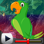 G4k Speaking Parrot Escap…