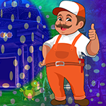 G4k Successful Plumber Rescue Game