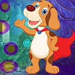 G4k Superhero Dog Escape Game