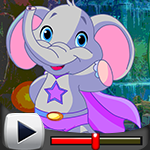 G4k Superhero Elephant Re…