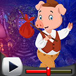 G4k Swine Escape Game Wal…