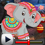 G4k Temple Elephant Escap…