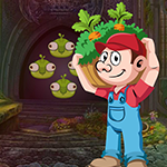 G4k Vegetable Man Rescue Game