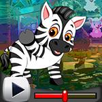 G4k Vivacious Zebra Escape Game Walkthrough