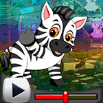 G4k Vivacious Zebra Escap…