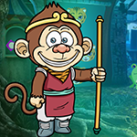 G4k Vizier Monkey Rescue Game