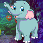 G4k Waggish Elephant Rescue Game