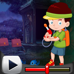 G4K Water Gun Boy Escape Game Walkthrough