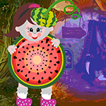 G4k Watermelon Girl Rescu…