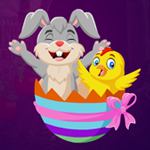 G4K Bunny And Chick Escap…